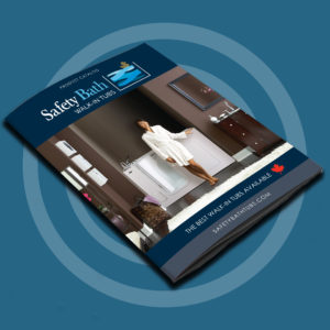 safety bath walk-in tub and shower brochure