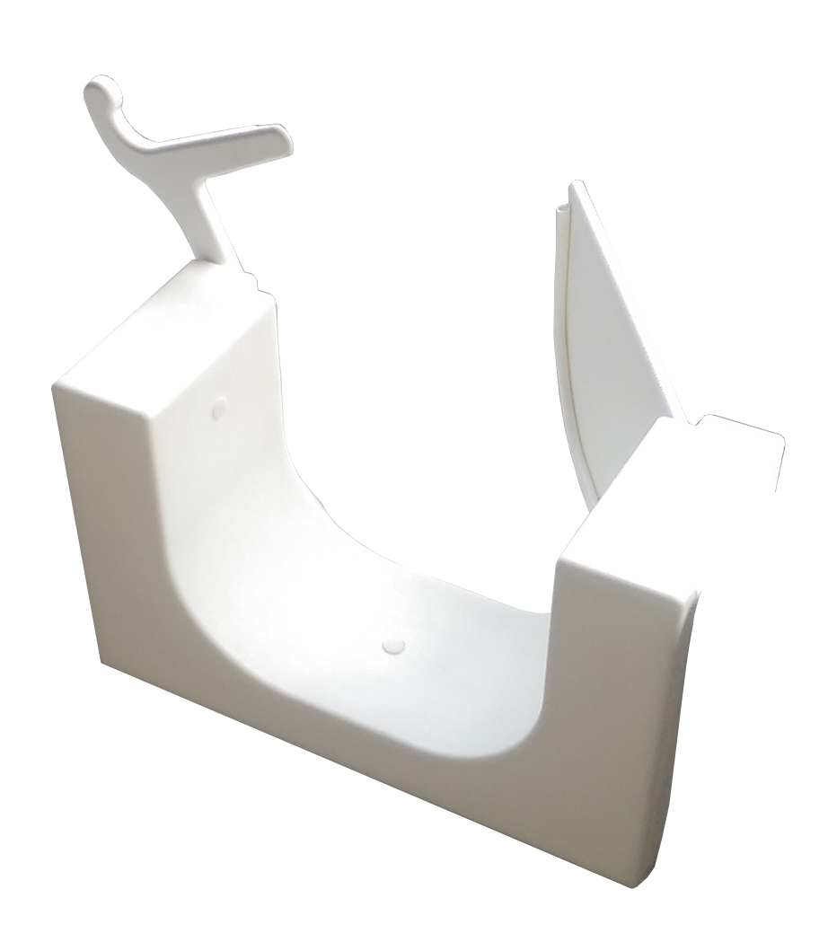 conversion kit for walk-in tubs, door open