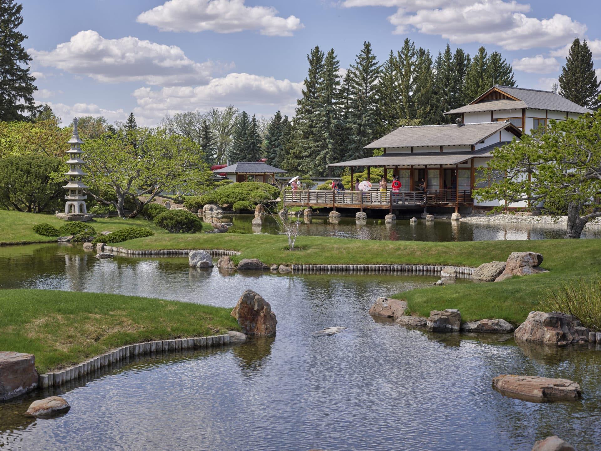 Nikka Yuko Japanese Garden
