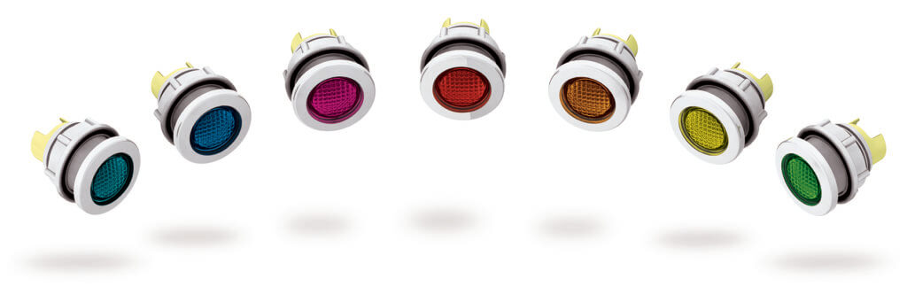 Chromatherapy lights that can be installed in walk-in bathtubs.